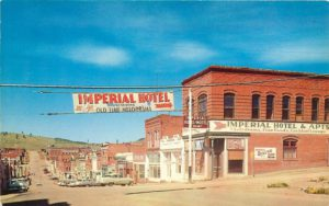Imperial Hotel, Cripple Creek, CO