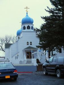 Kodiak Russian Orthodox church